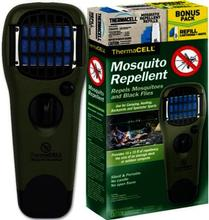 Thermacell Mosquito Repellent Appliance and Refill Combo OLIVE