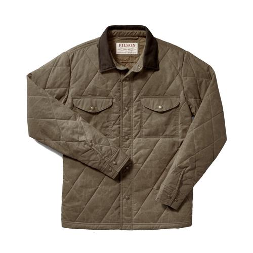 Filson Men's Hyder Quilted Shirt-Jac