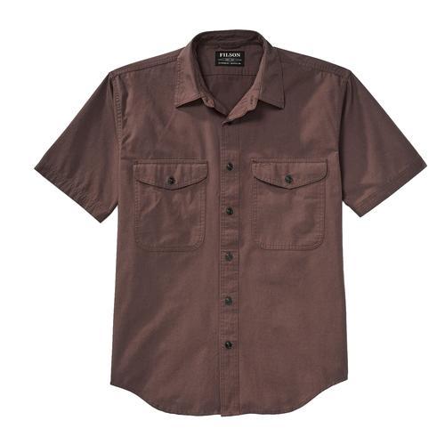 Filson Men's Short Sleeve Field Shirt