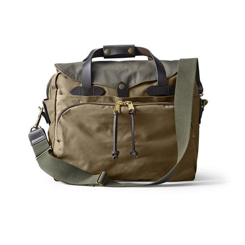 Filson Padded Tin Cloth Briefcase