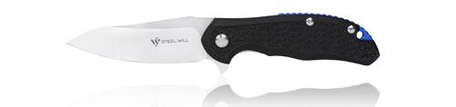 Steel Will Modus F25-11 Knife Black and Blue