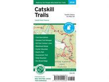 NY/NJ Trail Conference Catskill Trails Map NA