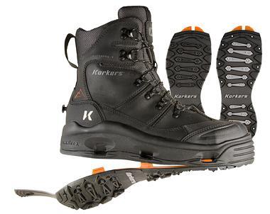 Korkers Men's Snowjack Pro Composite Toe Boots