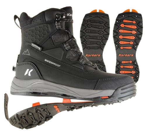 Korkers Men's Snowmageddon Winter Boots