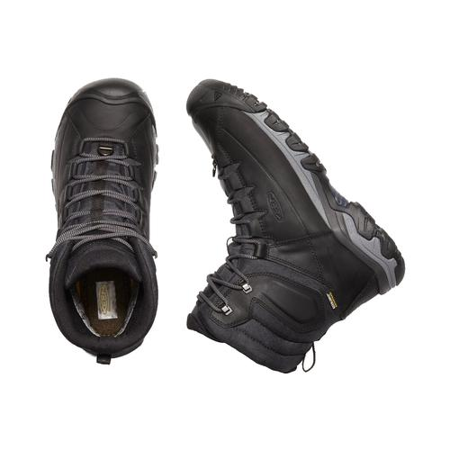Keen Men's Targhee High Lace Waterproof Boot