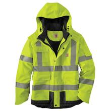 Carhartt High-Visibility Class 3 Sherwood Jacket BRIGHT_LIME