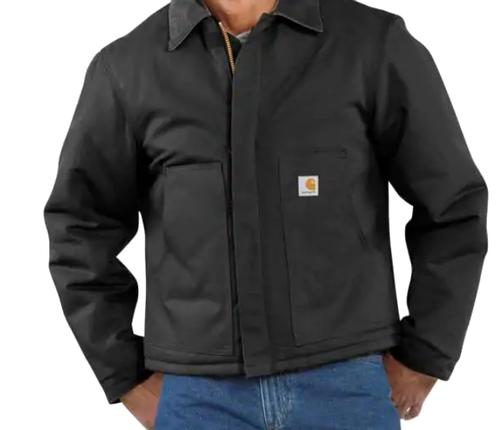 Carhartt Men's Duck Traditional Arctic Quilt-Lined Jacket