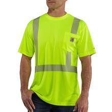 Carhartt Force High- Visibility Short- Sleeve Class 2 T- Shirt