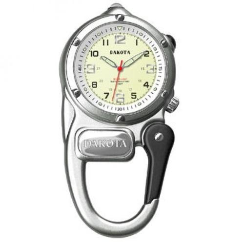 Dakota Watch Co. Mini Clip Microlight Watch