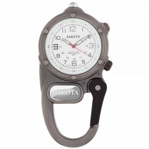 Dakota Watch Co. Mini Clip Microlight Watch