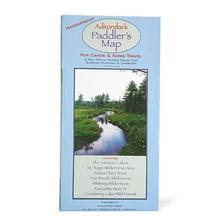 Paddlesports Press North Adirondack Paddler's Map N/A