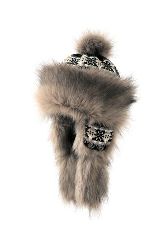 Starling Hats Legenda Faux Fur Trapper Hat