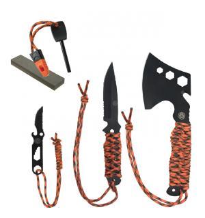 UST Woodlands Tool Set