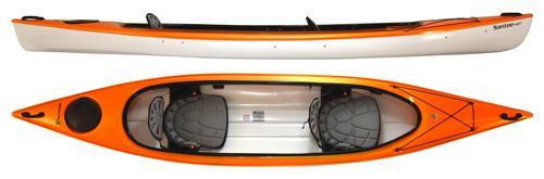 Hurricane Kayaks Santee 140 Tandem