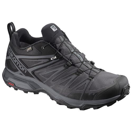 Salomon Men's X Ultra 3 GTX Black Hiking Shoe