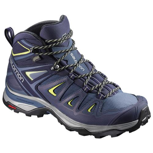 Salomon Women's X Ultra 3 Mid GTX Boot Crown Blue