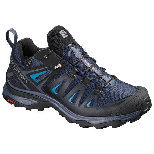 Salomon Women's X Ultra 3 GTX Hiking Shoe Medieval Blue