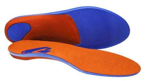 Cadence Insoles Original Orange Size E