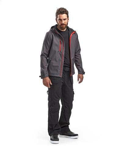 Blaklader Men's US Pro Softshell Jacket