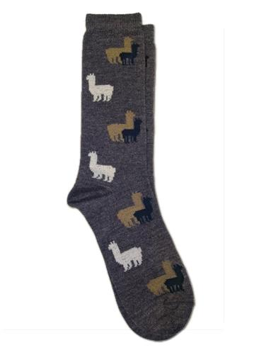 RedMaple Sportswear Co. Alpaca Herd Socks