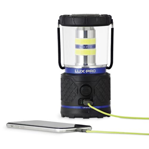 Lux Pro 1000 Lumen Rechargable LED Lantern