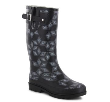 Washington Shoe Company Women's Cubique Rain Boot