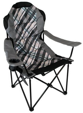 Wilcor International Padded High Back Chair