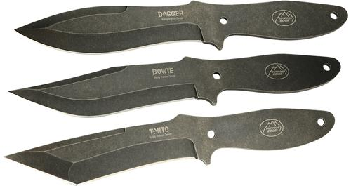 Outdoor Edge Cutlery Aero-Strike Throwing Knives