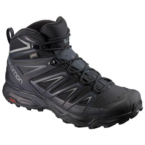 Solomon North America Men's X Ultra 3 Wide Mid GTX Hiking Boot