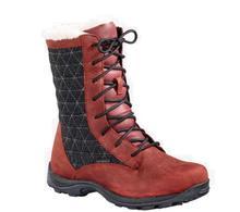 Baffin Women's Alpine Winter Boot DK_RED