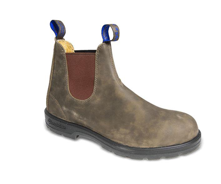 Blundstone Women's Thermal Boots RUSTIC_BROWN