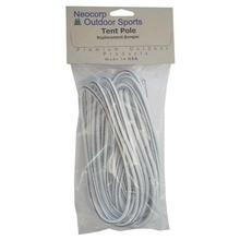 Neocorp Outdoor Sports Tent Pole Replacement Cord 20ft WHITE/BLK