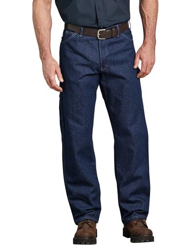 Williamson-Dickie Mfg. Co. Men's Industrial Relaxed Fit Carpenter Denim Jeans