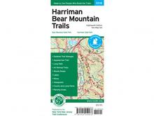 NY/NJ Trail Conference Harriman-Bear Mountain Trails Map NA