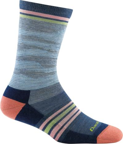 Darn Tough Women's Waves Crew Light Cushion Sock