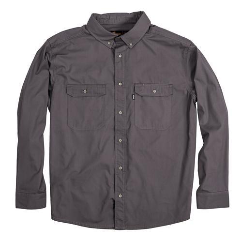 Berne Men's Long Sleeve Ripstop Work Shirt