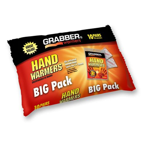 Grabber Hand Warmers Big Pack