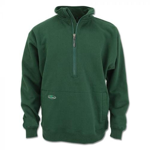 Arborwear Men's Double Thick 1/2 Zip Sweatshirt