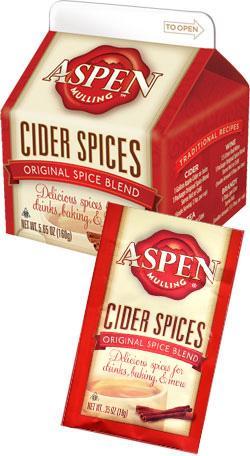 The Aspen Mulling Company Original Mulling Spice Blend