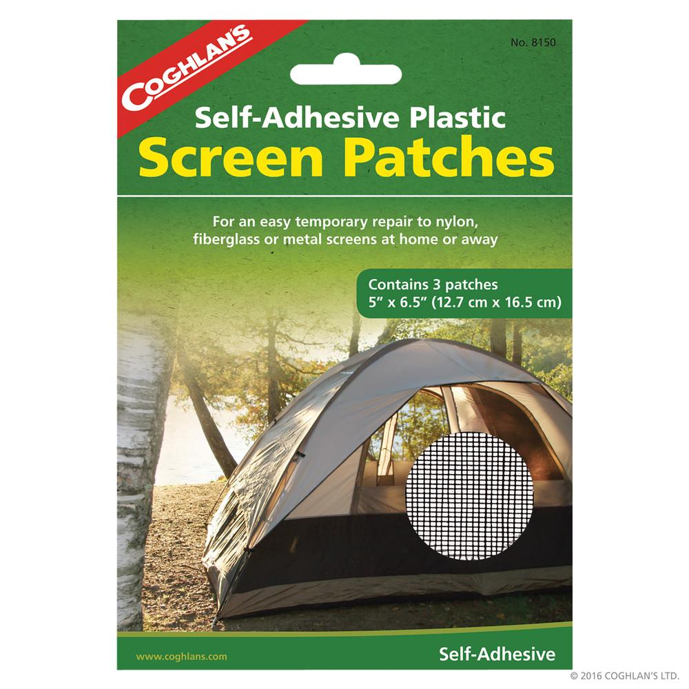 Coghlan's Self- Adhesive Screen Patches