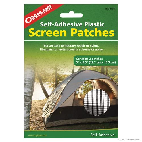 Coghlan's Self-Adhesive Screen Patches