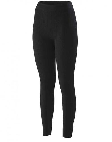 Terramar Women's Seamless Footless Legging 3.0