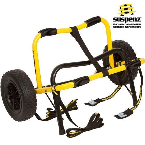 Suspenz Heavy Duty Airless Cart
