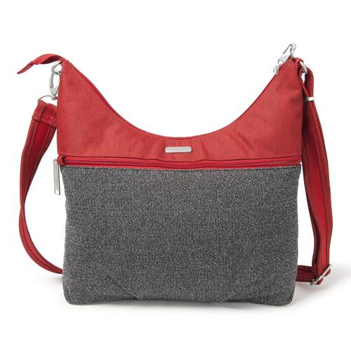 Baggallini Anti-Theft Large Hobo Tote Bag