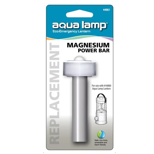 Allied International Aqua Lamp Replacement Magnesium Power Bar