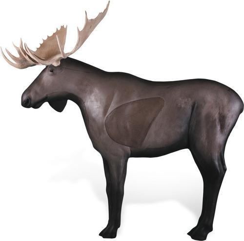 Rinehart Targets 3D Moose