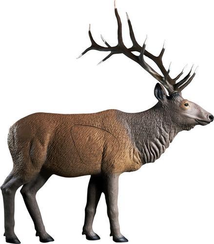 Rinehart Targets 3D Standing Elk