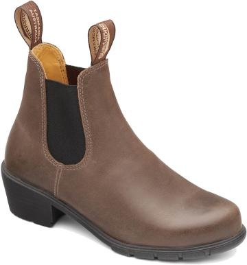 Blundstone Women's Heeled Series 1672 Antique Taupe Boot