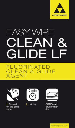 Fischer Easy Wipe Clean & Glide