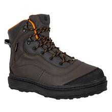 Compass 360 Tailwater II Cleated Sole Wading Shoes DKBRN/BLK